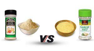 Garlic Powder Vs. Garlic Salt – The Difference Plus Easy Recipes